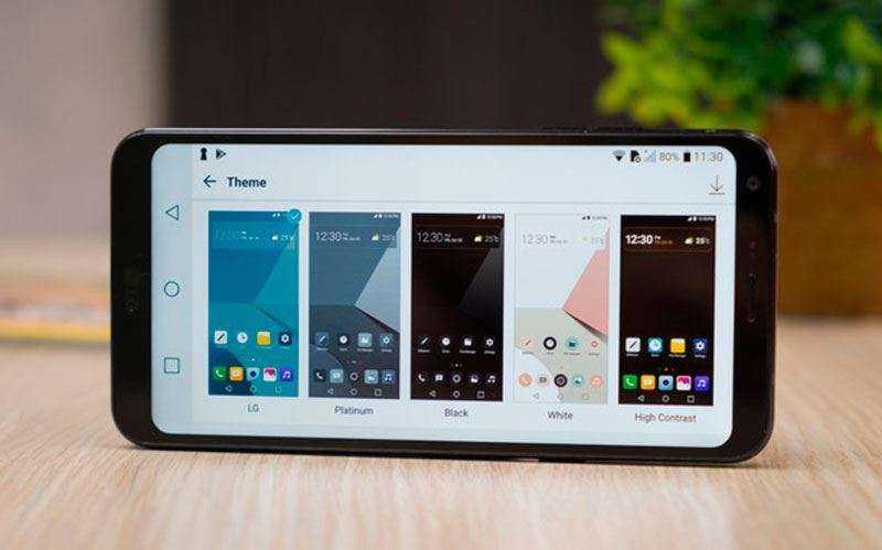 Экран LG Q6