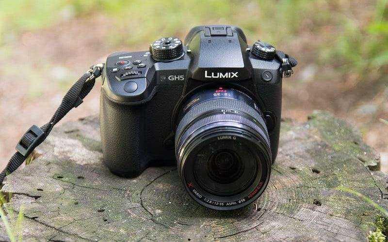 Panasonic Lumix GH5 обзор фотокамеры