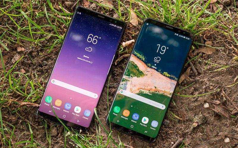 Сравнение Samsung Galaxy Note 8 и Samsung Galaxy S8+ — Битва собратьев