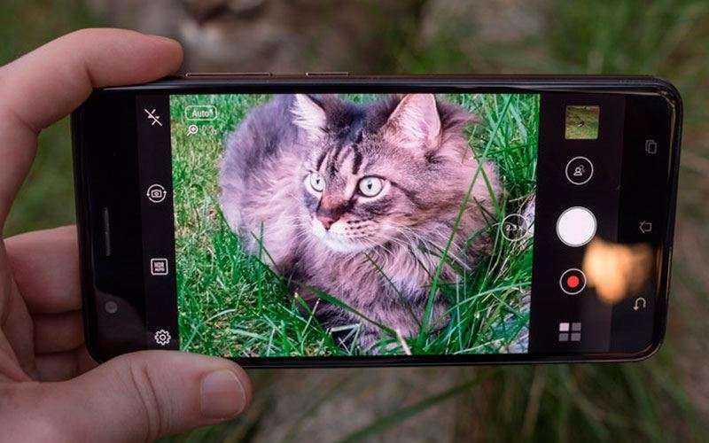 Камера Asus ZenFone 3 Zoom