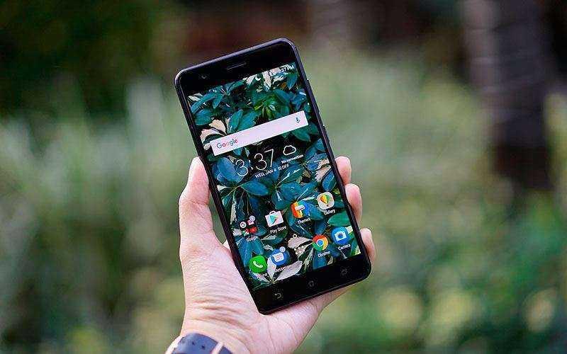 Экран Asus ZenFone 3 Zoom