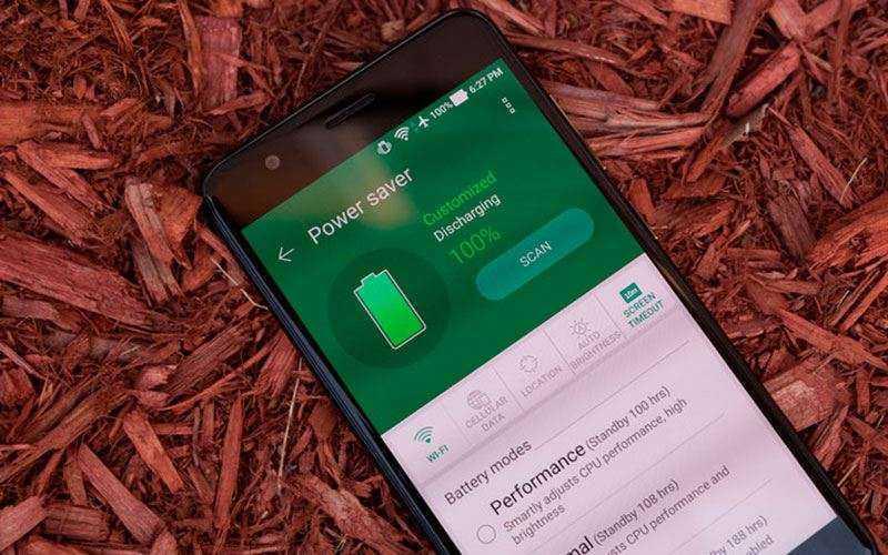 Батврея в Asus ZenFone 3 Zoom