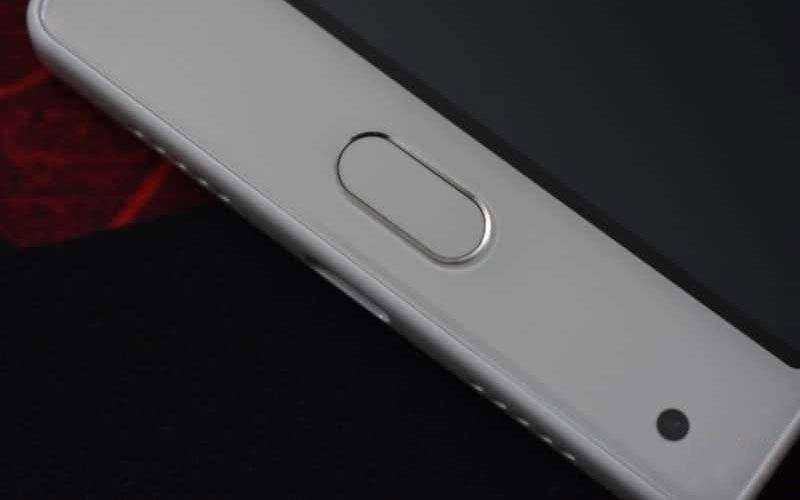 Сканер отпечатков Bluboo S1