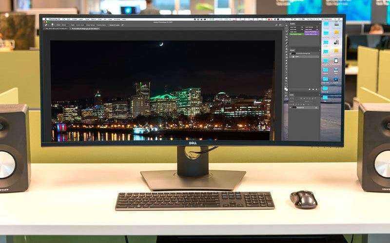 Обзор Dell UltraSharp U3818DW — 4K монитор для работы и игр
