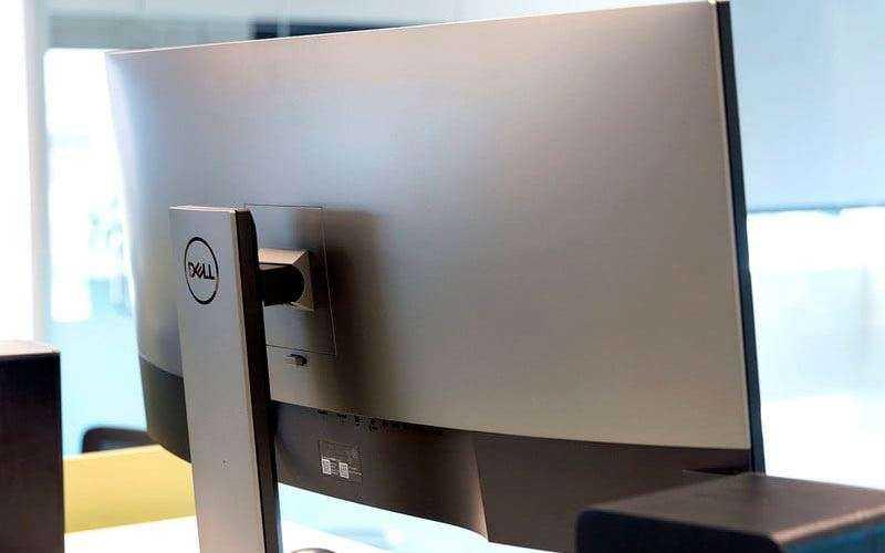 Звук в Dell UltraSharp U3818DW