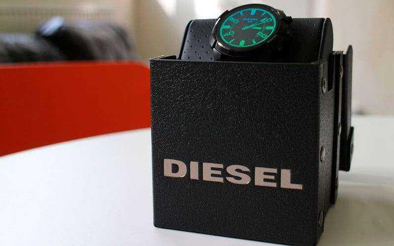 Обзор Diesel On Full Guard — Современные смарт-часы на Android Wear 2.0