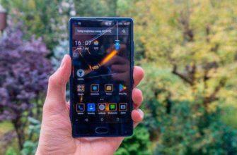 Doogee Mix — Обзор китайской копии китайского смартфона без рамок