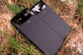 Google Pixel 2 и Google Pixel 2 XL — Обзор смартфонов с обновлёнными функциями