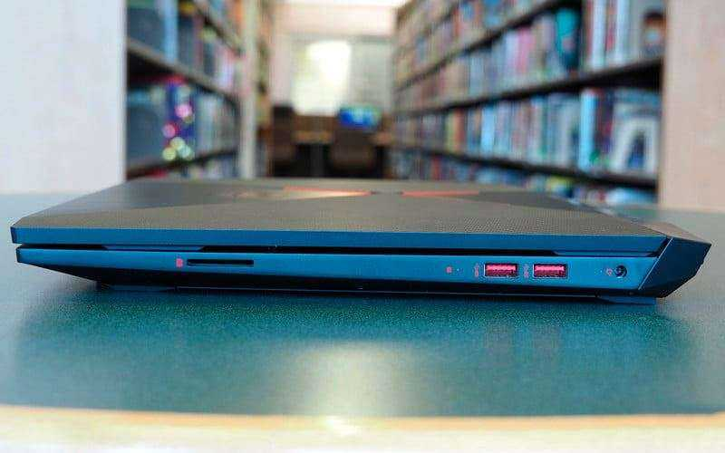 Компактность ноутбука