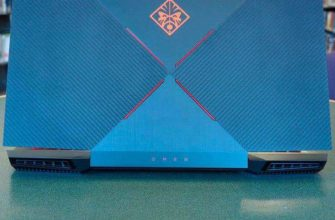 HP Omen 15 — Обзор игрового ноутбука, который действительно может