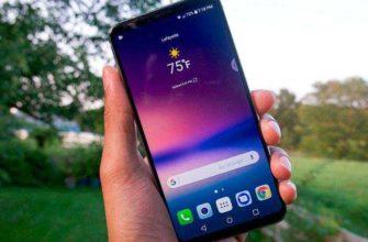 Смартфон LG V30 — Обзор ещё одного корейского флагмана 2017