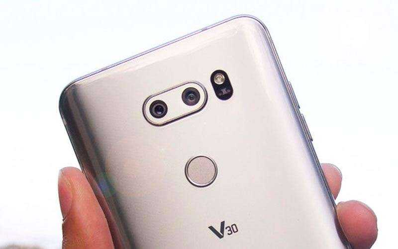 Камера LG V30