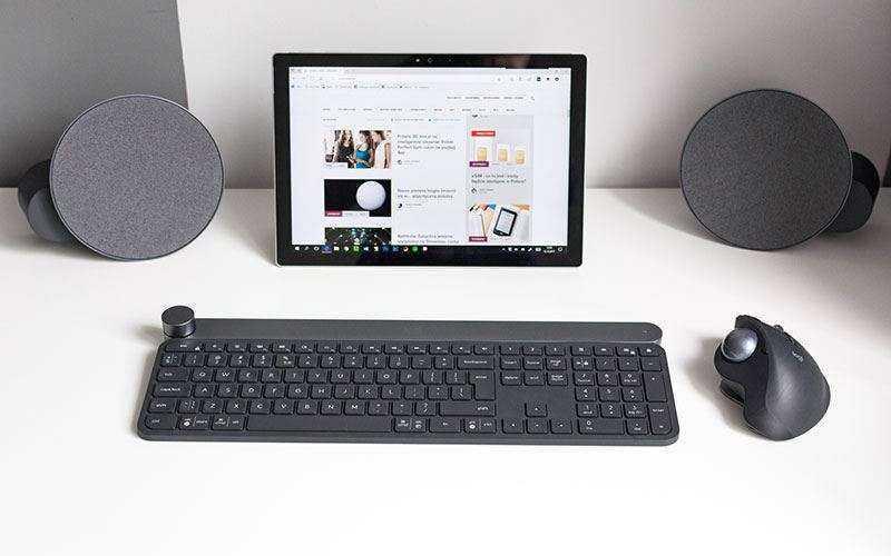 Обзор Logitech Craft — Неоправданно дорогая компьютерная клавиатура
