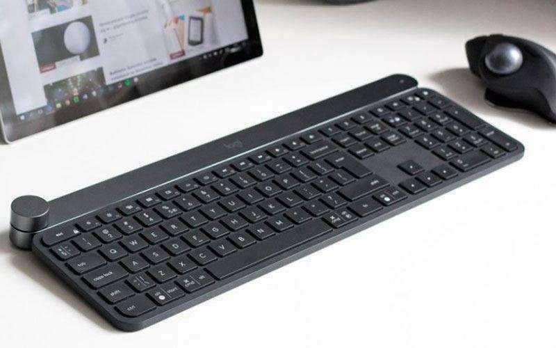 Logitech Craft — Обзор неоправданно дорогой компьютерной клавиатуры