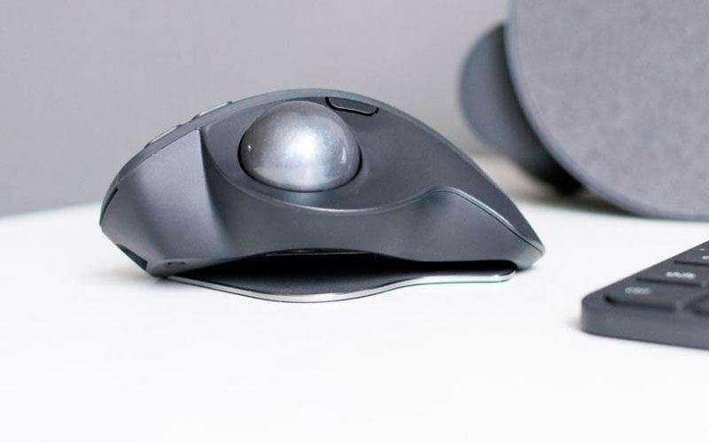 Logitech MX Ergo — Обзор компьютерной мыши вымершого вида с трекболом