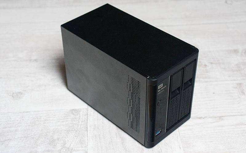Обзор WD My Cloud PR2100 — Резервное хранилище для каждого кузнеца