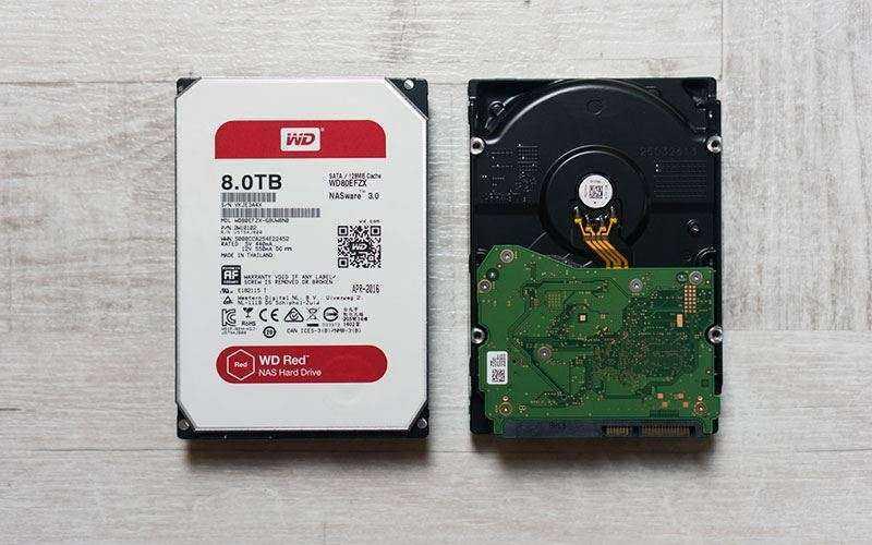 Жесткие диски WD My Cloud PR2100
