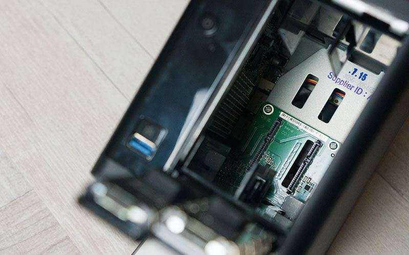 WD My Cloud PR2100, как небольшой компьютер