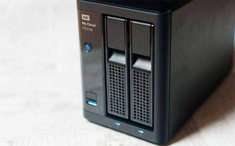 WD My Cloud PR2100 — Обзор сетевого резервного хранилища для каждого