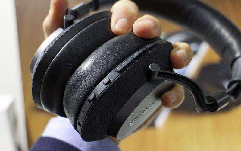 Bowers & Wilkins PX качество звука