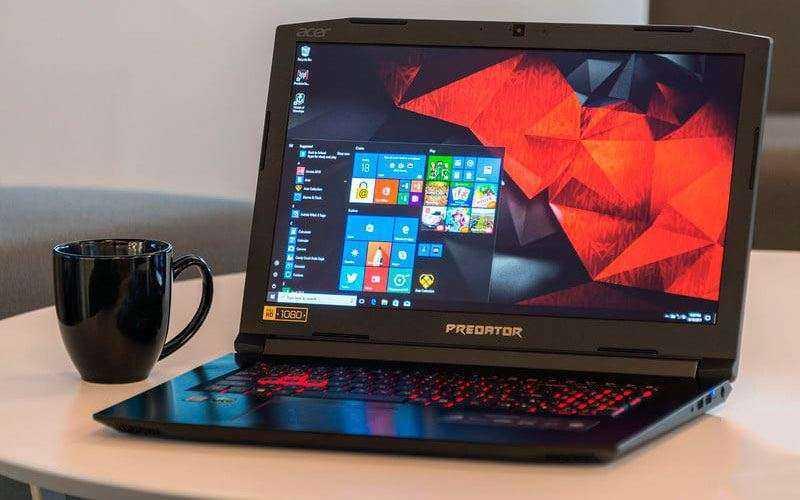 Обзор Acer Predator Helios 300 — Игровой ноутбук с отличными характеристиками и ценой