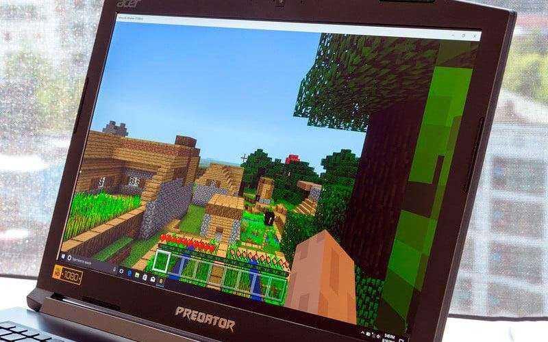 Экран Acer Predator Helios 300