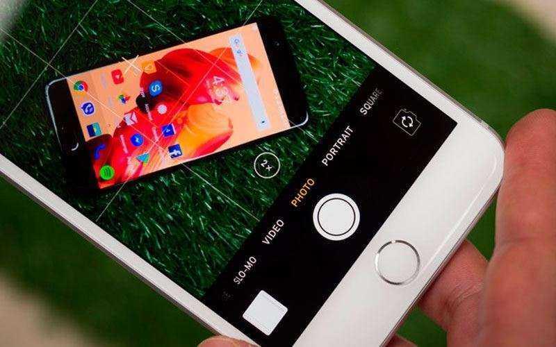 Камера Apple iPhone 8 Plus и OnePlus 5