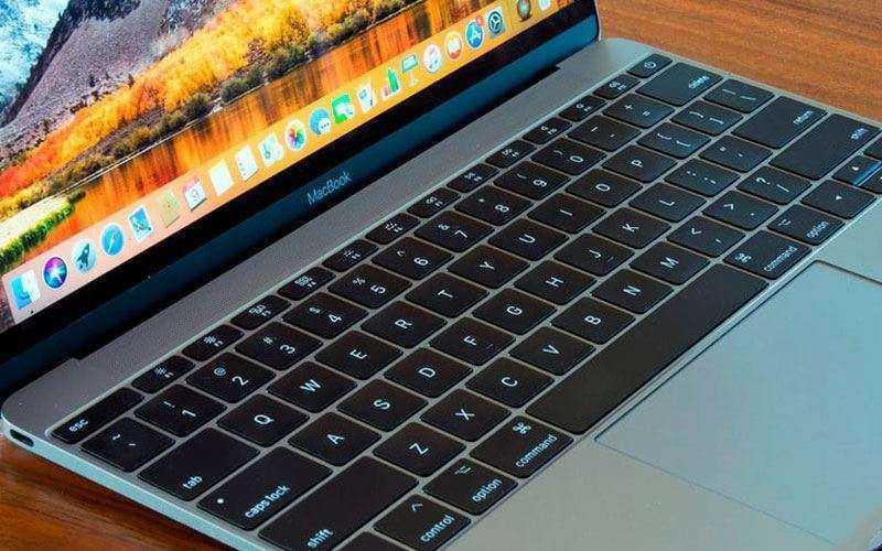 Клавиатура Apple MacBook 12