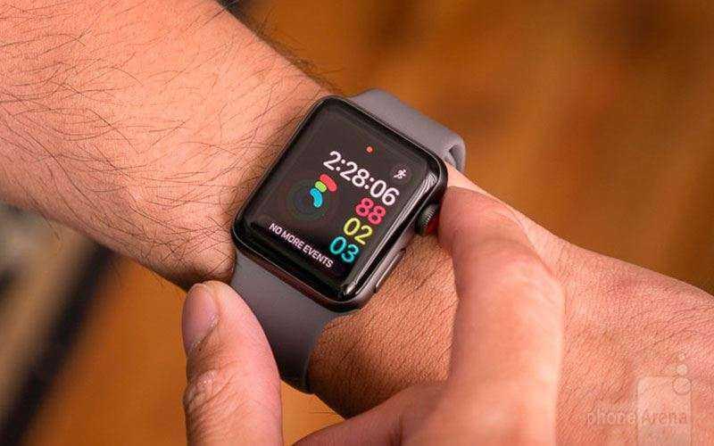 Apple Watch Series 3 — Обзор смарт-часов