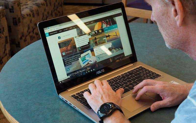 Экран Asus VivoBook Pro N580