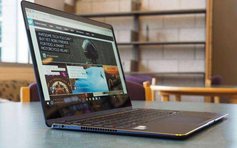 Обзор Asus ZenBook Flip S — Самый тонкий гибридный ноутбук трансформер