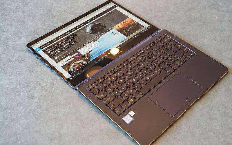Тест Asus ZenBook Flip S