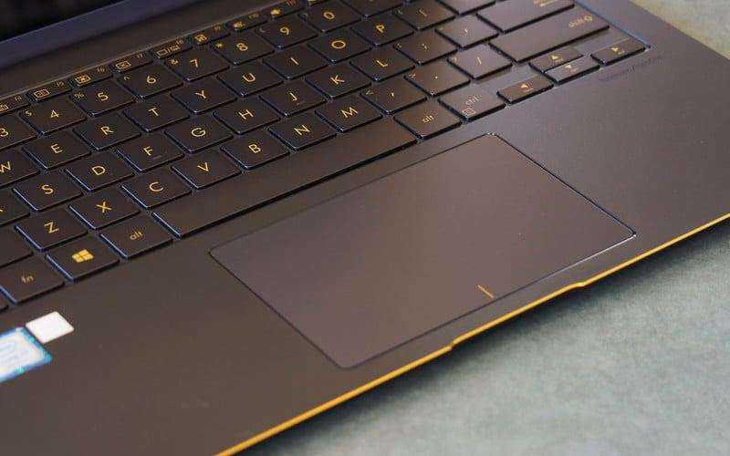 Тачпад Asus ZenBook Flip S