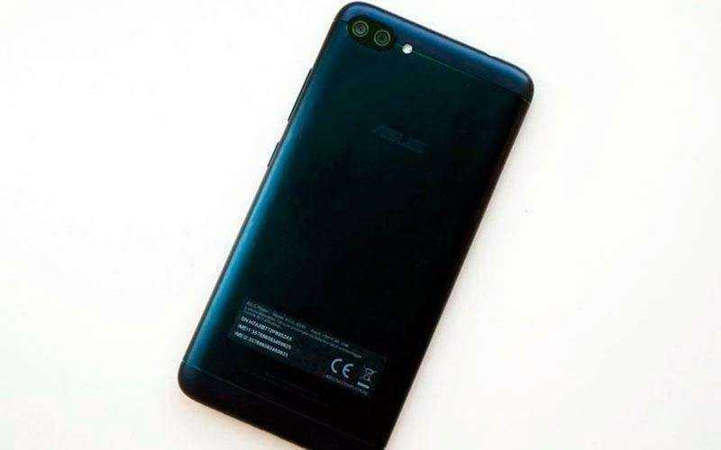 Дизайн Asus Zenfone 4 Max