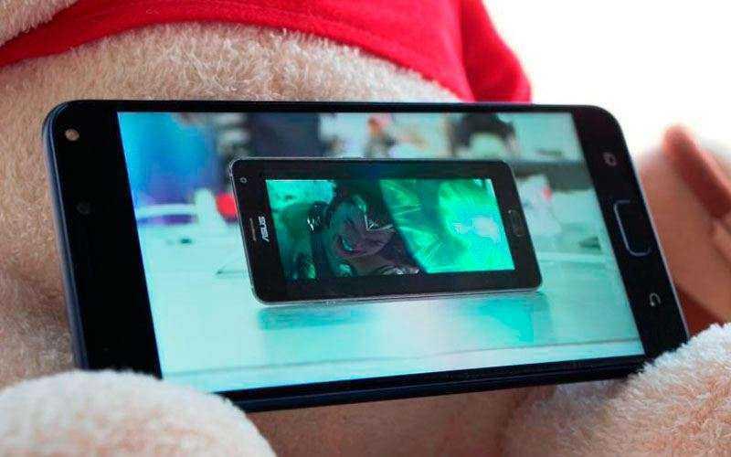 Экран Asus Zenfone 4 Max