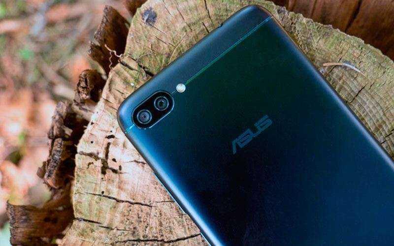 Основная камера Asus Zenfone 4 Max