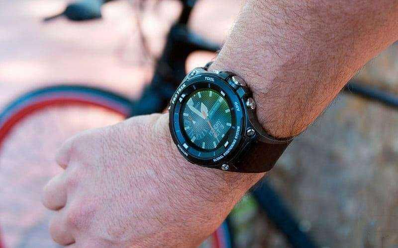 Обзор Casio Pro Trek Smart WSD-F20 — Смарт-часы для любителей открытого воздуха