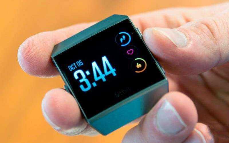 Приложения Fitbit Ionic