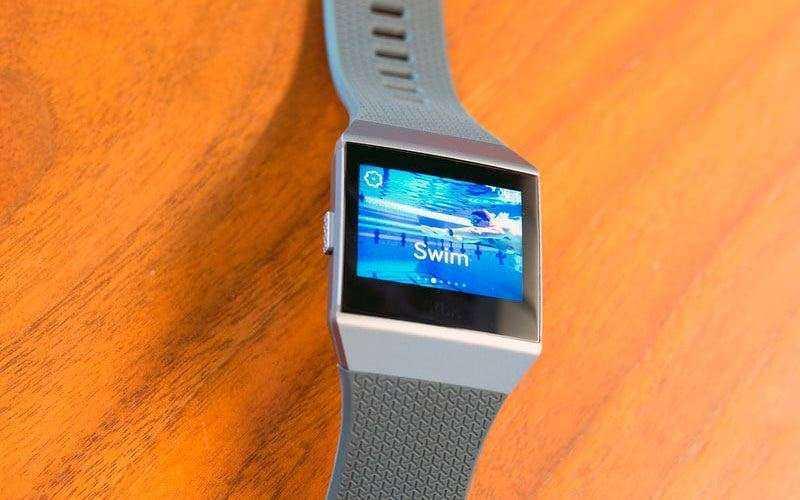 Удобство нашения Fitbit Ionic