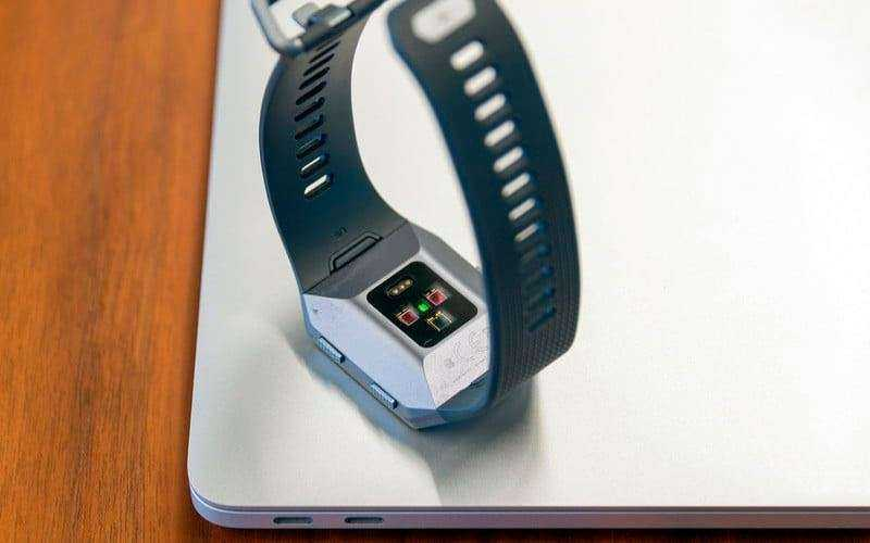 Тест Fitbit Ionic
