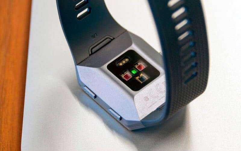 Fitbit Ionic отзывы