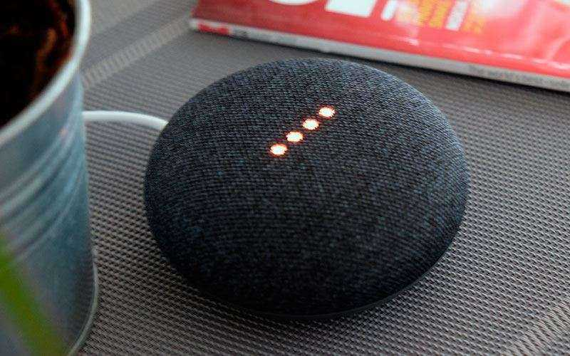 Google Home Mini обзор
