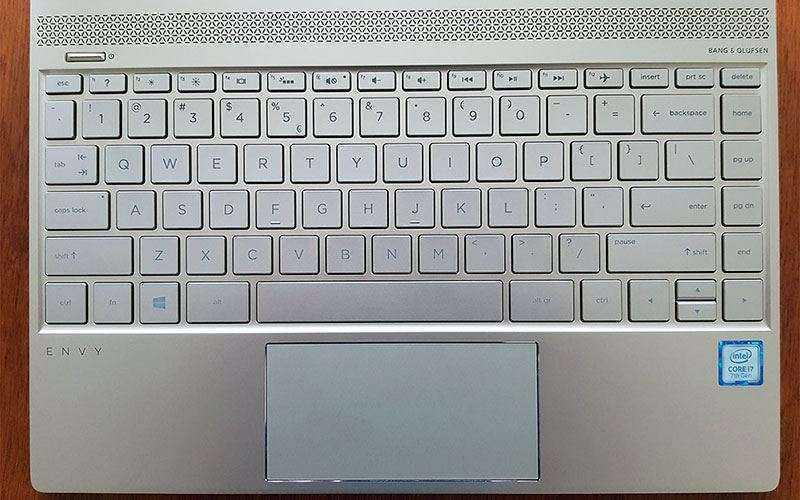 Клавиатура HP Envy 13