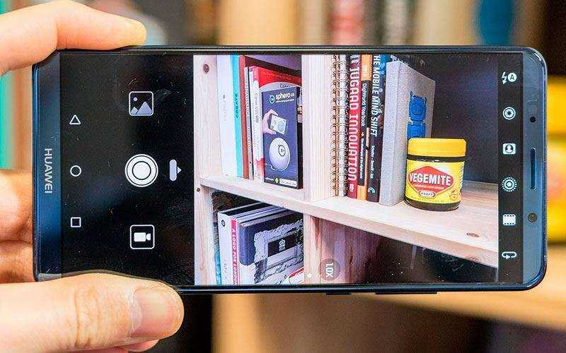 Камеры Huawei Mate 10 и Huawei Mate 10 Pro