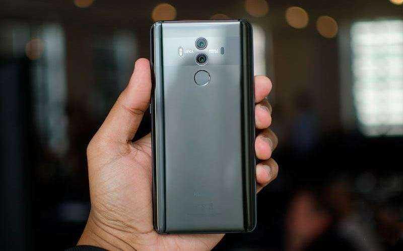 Дизайн и дисплей Huawei Mate 10 и Mate 10 Pro