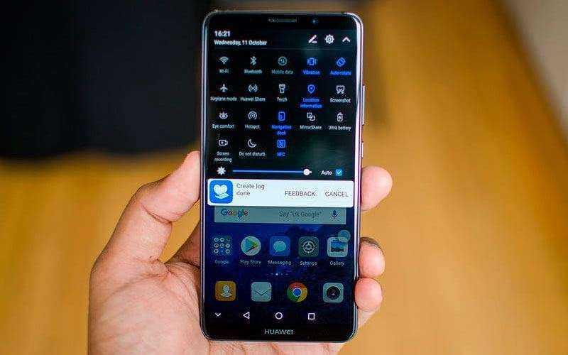 Huawei Mate 10 отзывы