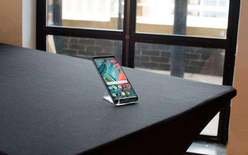 Режим Desktop Mode в Huawei Mate 10