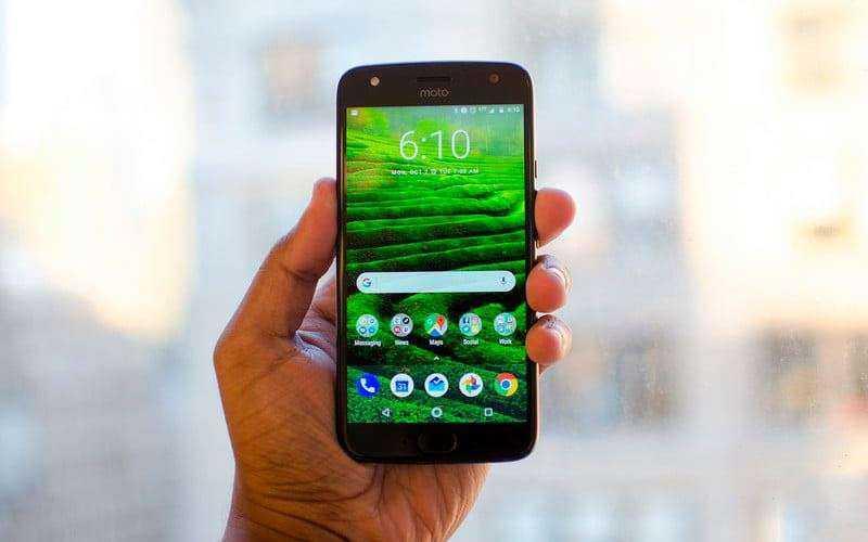Moto X4 и X4 Android One — Обзор производительного смартфона