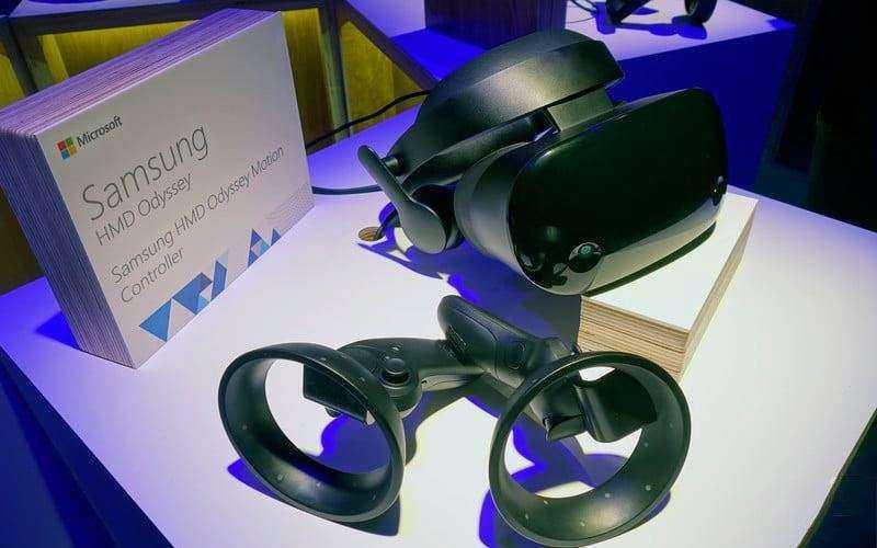 Гарнитура виртуальной реальности Samsung Odyssey
