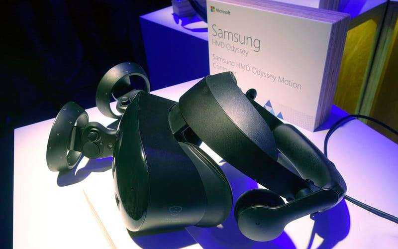 Обзор Samsung Odyssey
